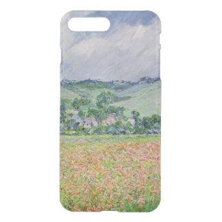 Claude Monet | das Mohnblumen-Feld nahe Giverny, iPhone 8 Plus/7 Plus Hülle