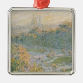 Claude Monet | das Tuileries 1875 Silbernes Ornament