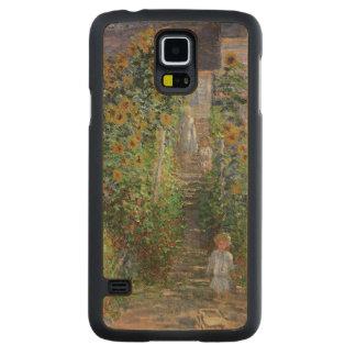Claude Monet   der Garten des Künstlers bei