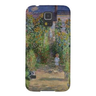 Claude Monet | der Garten des Künstlers bei Hülle Fürs Galaxy S5