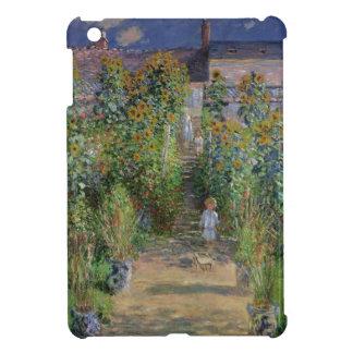 Claude Monet   der Garten des Künstlers bei iPad Mini Hülle