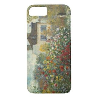 Claude Monet | der Garten des Künstlers in iPhone 8/7 Hülle