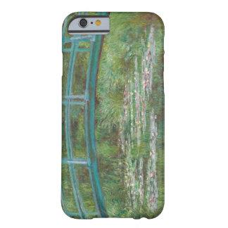 Claude Monet | der japanische Steg, 1899 Barely There iPhone 6 Hülle