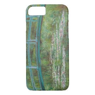 Claude Monet | der japanische Steg, 1899 iPhone 8/7 Hülle