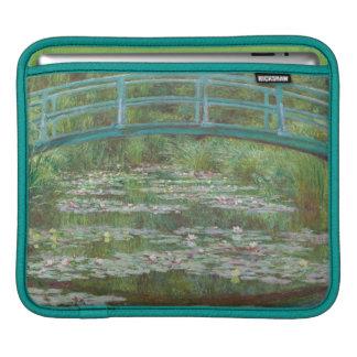 Claude Monet | der japanische Steg, 1899 Sleeve Für iPads
