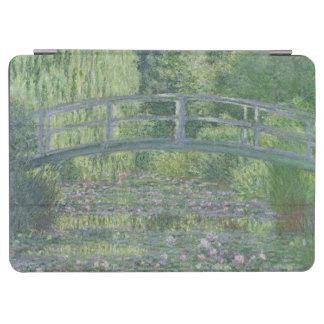 Claude Monet   der Wasserlilie-Teich: Grüne iPad Air Hülle