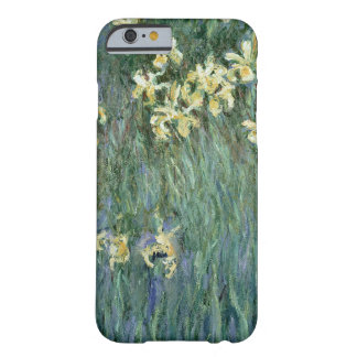 Claude Monet | die gelbe Iris Barely There iPhone 6 Hülle