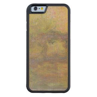Claude Monet | die japanische Brücke, 1918-24 Bumper iPhone 6 Hülle Ahorn