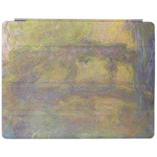 Claude Monet   die japanische Brücke, 1918-24 iPad Hülle