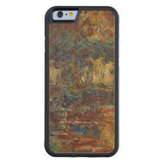 Claude Monet | die japanische Brücke Bumper iPhone 6 Hülle Ahorn