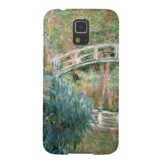 Claude Monet | die japanische Brücke, Giverny Hülle Fürs Galaxy S5