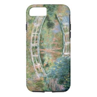 Claude Monet | die japanische Brücke, Giverny iPhone 8/7 Hülle