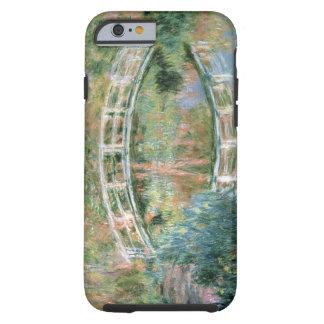 Claude Monet | die japanische Brücke, Giverny Tough iPhone 6 Hülle