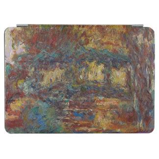 Claude Monet   die japanische Brücke iPad Air Cover