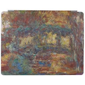 Claude Monet   die japanische Brücke iPad Hülle