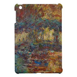 Claude Monet | die japanische Brücke iPad Mini Hülle