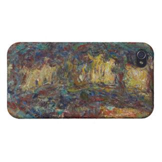 Claude Monet | die japanische Brücke iPhone 4 Etui