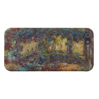 Claude Monet | die japanische Brücke iPhone 5 Etui