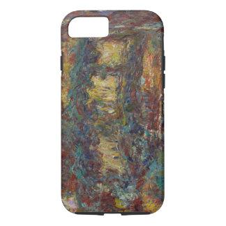 Claude Monet | die japanische Brücke iPhone 8/7 Hülle