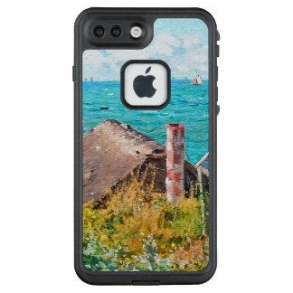 Claude Monet die Kabine an Heiliges-Adresse LifeProof FRÄ' iPhone 8 Plus/7 Plus Hülle