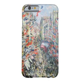 Claude Monet | die Rue Montorgueil, Paris Barely There iPhone 6 Hülle