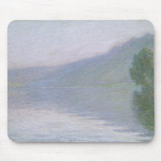 Claude Monet   die Seine an Hafen-Villez, 1894 Mauspad