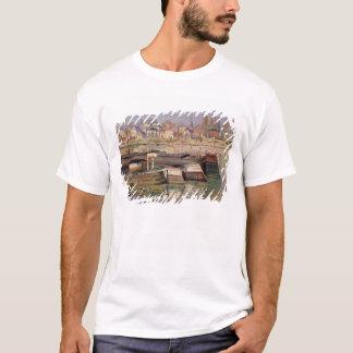 Claude Monet | die Seine bei Asnieres, 1873 T-Shirt