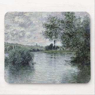 Claude Monet | die Seine bei Vetheuil, 1879 Mauspads