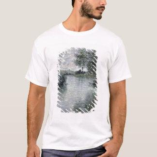 Claude Monet | die Seine bei Vetheuil, 1879 T-Shirt