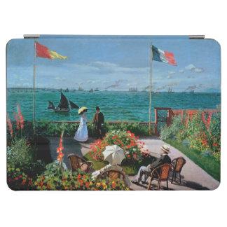 Claude Monet | die Terrasse bei Sainte-Adresse, iPad Air Hülle