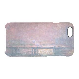 Claude Monet | die Themse bei Charing Cross, 1903 Durchsichtige iPhone 6/6S Hülle