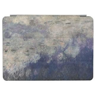 Claude Monet | die Wasserlilien die Wolken 1915-26 iPad Air Hülle