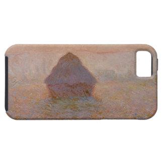 Claude Monet | Grainstack, Sun im Nebel Schutzhülle Fürs iPhone 5