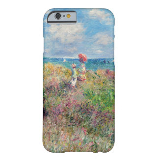 Claude Monet-Klippen-Weg bei Pourville Barely There iPhone 6 Hülle
