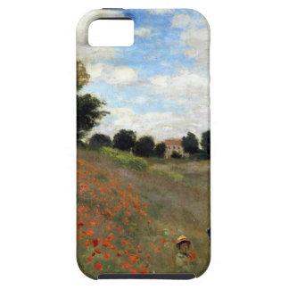 Claude Monet - Les Coquelicots Hülle Fürs iPhone 5