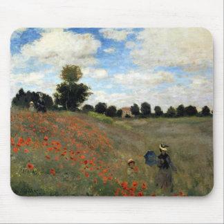 Claude Monet - Les Coquelicots Mauspads