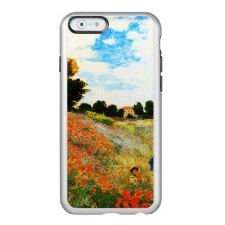 Claude Monet-Mohnblumen in Argenteuil Incipio Feather® Shine iPhone 6 Hülle