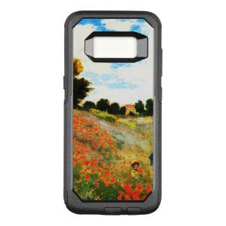 Claude Monet-Mohnblumen in Argenteuil OtterBox Commuter Samsung Galaxy S8 Hülle