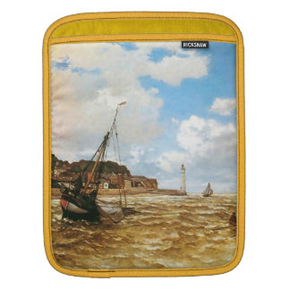 Claude Monet-Mund der Seines iPad Sleeve