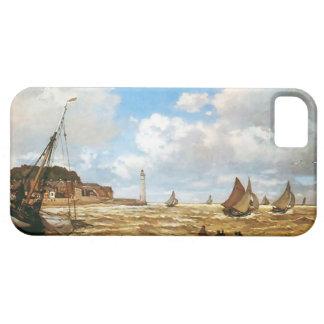 Claude Monet-Mund der Seines Schutzhülle Fürs iPhone 5