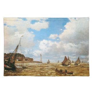 Claude Monet-Mund der Seines Tischset