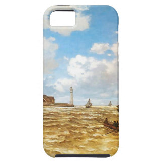 Claude Monet-Mund der Seines Tough iPhone 5 Hülle