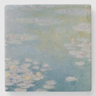 Claude Monet | Nympheas bei Giverny, 1908 Steinuntersetzer