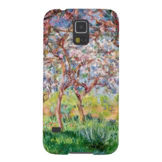 Claude Monet   Printemps ein Giverny Galaxy S5 Hüllen