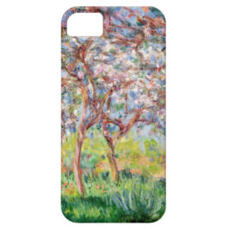 Claude Monet | Printemps ein Giverny iPhone 5 Schutzhülle