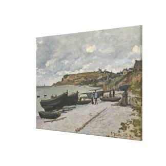 Claude Monet | Sainte-Adresse, 1867 Leinwanddruck