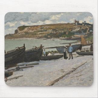 Claude Monet | Sainte-Adresse, 1867 Mauspad