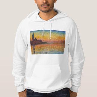 Claude Monet - San Giorgio Maggiore an der Hoodie