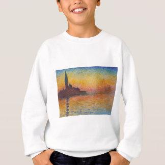 Claude Monet - San Giorgio Maggiore an der Sweatshirt