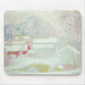 Claude Monet   Sandviken, Norwegen Mousepad
